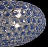 Iluminação do diodo emissor de luz Chandelier&Pendant do cristal da lâmpada do profissional um