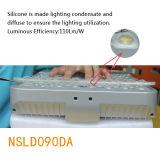 UL IP65 5 da garantia 90W do diodo emissor de luz anos de luz de rua