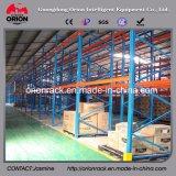 Rack de palete de suporte de exibição de serviço pesado padrão