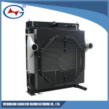 Dp158LC (d) -1: Radiador de cobre del agua para el conjunto de generador de Doosan