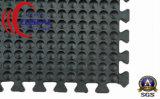 Blockierende Gummic$multi-matte für die Werkstatt-Küche-Fabrik im Freien
