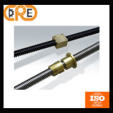 Chrome Steel Gcr15 and China Made for Electric Mahcines Tr14X2 Acme and Lead Screw