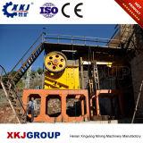 Steinzerquetschenzeile der hohen Leistungsfähigkeits-50-800t/H (vollständiges Set)