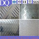 5052チェック模様のAluminum PlateかTread Plate Aluminum Sheet