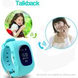 La mejor calidad de Emergencia Rastreador GPS con Sos llamada de teléfono para la Infancia (Y2)