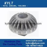 Di alluminio su ordinazione dell'OEM di alta precisione le coperture di lampada della pressofusione LED