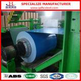 PPGI Prepainted a bobina de aço galvanizada para a telhadura