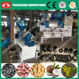 máquina integrada de la extracción de petróleo del núcleo del cacahuete 250-300kg/H