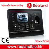 Free Software를 가진 Realand Biometric Fingerprint Time Attendance Systems
