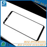 volle Deckung 3D kurvte Kratzer-Beweis-ausgeglichenes Glas-Bildschirm-Schoner der Rand-ultra freien Härte-9h für Samsung Note8