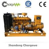 Groupe électrogène approuvé de biogaz d'usine d'OIN de la CE à faible bruit de prix bas