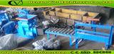 Compléter la mini machine de fabrication de brique d'argile avec le coupeur de piste et d'adobe