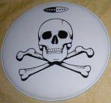 ドラムヘッド注文のドラム頭部OEMのドラム頭部