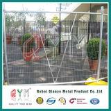 A melhor cerca provisória de venda/painéis provisórios da cerca/cerca provisória usada