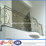 Highquality decorativo Wrought Iron Fence (dhfence-21)