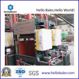 Вертикальная пластмасса разливает машину по бутылкам Baler с 2 цилиндрами