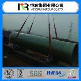 O mais baixo preço da alta qualidade com Wras Certificates a tubulação de FRP/GRP