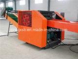 Grande máquina de corte material macia