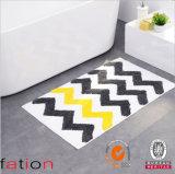 Couvre-tapis de porte lavable Shaggy de couvre-tapis d'étage de polyester de Microfiber d'endroit