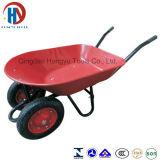 Wheelbarrow barato de Wh 9600 com roda dobro