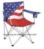 Falz-Stuhl für das Kampieren, Strand, fischend