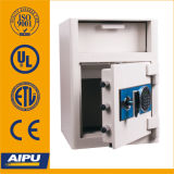 Electronic Lock (FL1913E-CS)를 가진 정면 Loading Depository Safe