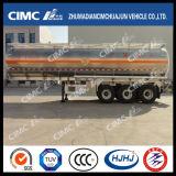 De nieuwe Brandstof van de Legering van het Aluminium 3axle van 2060cbm/Tanker Petrol/Gasoline/Oil/LPG