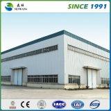 中国からの鉄骨構造の倉庫