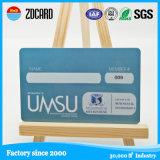 UVtintenstrahl-Schwarz-Barcode-Rabatt-Karte