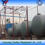 Используемое смазывая масло рециркулируя машину вакуумной перегонки (YH-RH-250L)