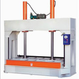 Машина давления Ss-50c переклейки машинного оборудования Woodworking холодная