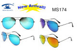 Metal Revo Lens Sunglasses (MS174)