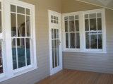 분할한 석쇠 조정 Windows, 싼 가격 & 고품질 두 배는 상한 집을%s 알루미늄 Windows를 걸었다