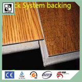 Plancher de plâtre en vinyle et de plastique en bois