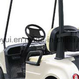 両端が類似したRack&のピニオンのステアリング2-Seater電気ゴルフ車