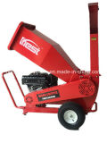 Shredder 9HP Chipper de madeira com certificação do Ce