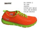 No 50600 спорт PU малыша обувает Stock ботинки 36-40#