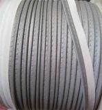 安全服装(V6402C)のための灰色の反射配管