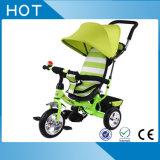 Triciclo de China do modelo novo do triciclo dos fabricantes para o bebê
