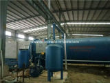 De grote Anticorrosion van de Capaciteit Houten Tank van de Behandeling