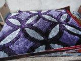 Moquette multicolore di Turfed, coperta Shaggy, erba artificiale