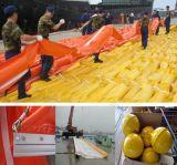熱い販売の中国の政府PVC/Rubberの浮遊物のオイルフェンス