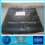 Feuille au sol de tissu de géotextile tissée par pp de couverture