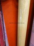 Heißer Verkaufs-glänzender Filz-Schutzträger Belüftung-Bodenbelag-Teppich