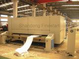 Wärme-Einstellungs-Maschine verwendet für das Aufbereiten des röhrenförmigen chemische Faser-Gewebes