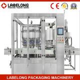Automatische Milchgetränk-Plomben-Maschinerie, abfüllende Getränk-Füllmaschinen