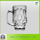 Caneca desobstruída de venda quente do copo da cerveja da alta qualidade com bons produtos vidreiros Kb-Hn0100 do preço
