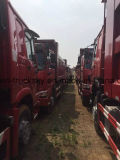 Fob 32500dollar Sinotruck HOWO Tractor Truck Dump Truck