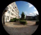 360 Grad-panoramische Schuß CCTV-Kamera