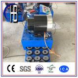 中国のフィン力のセリウムISOの油圧ホースのひだ付け装置
